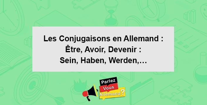 cours conjugaisons allemand2